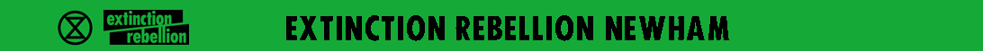 Extinction Rebellion Newham Logo